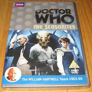 Doctor-Who-DVD-The-Sensorites-SEALED