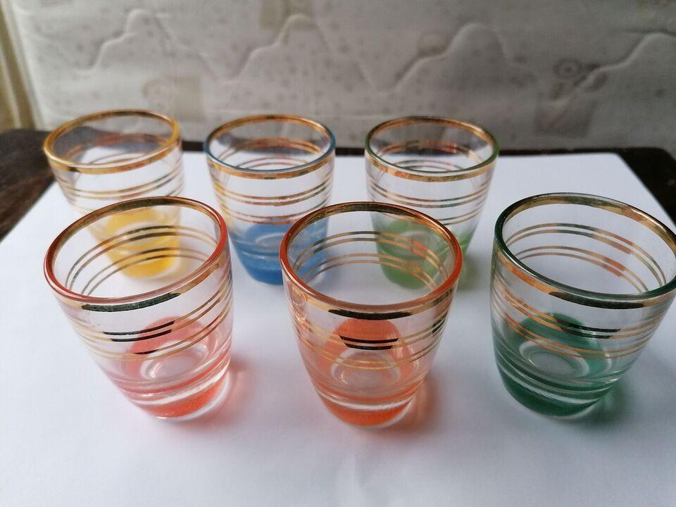 Glas, Drinks/shot- glas
