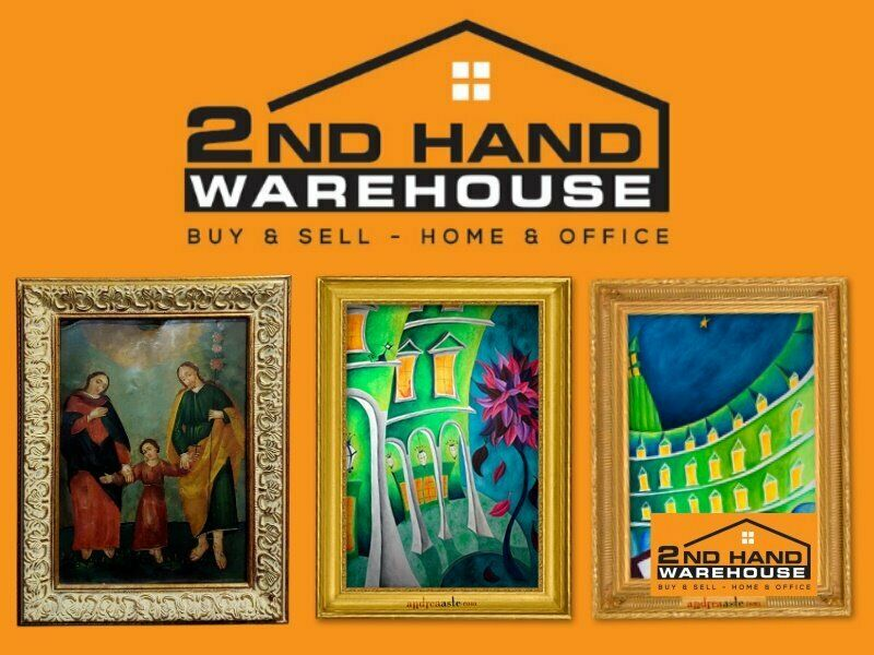 Shop 2nd Hand Warehouse Online: Paintings / Wall Art