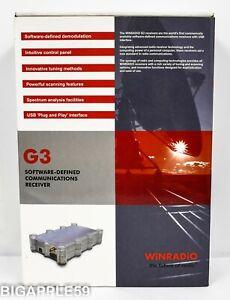WinRadio WR-G31DDC Excalibur SDR 9 KHz - 50 MHz DX Performance Radio Receiver