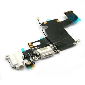 top fashion 2d877 d82e4 Lot 10 X White Charging Port Dock Headphone Audio Flex Cable For ...