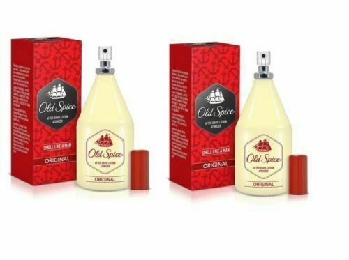 Old Spice After Shave Lotion Original 50 ML For Men-Aftershave free shipping