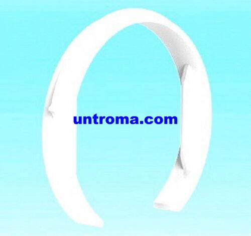 TUBO Flessibile Morsetto dn75 CENTRALE ALLOGGIO ventilazione pilastri Scambiatore di Calore KWL