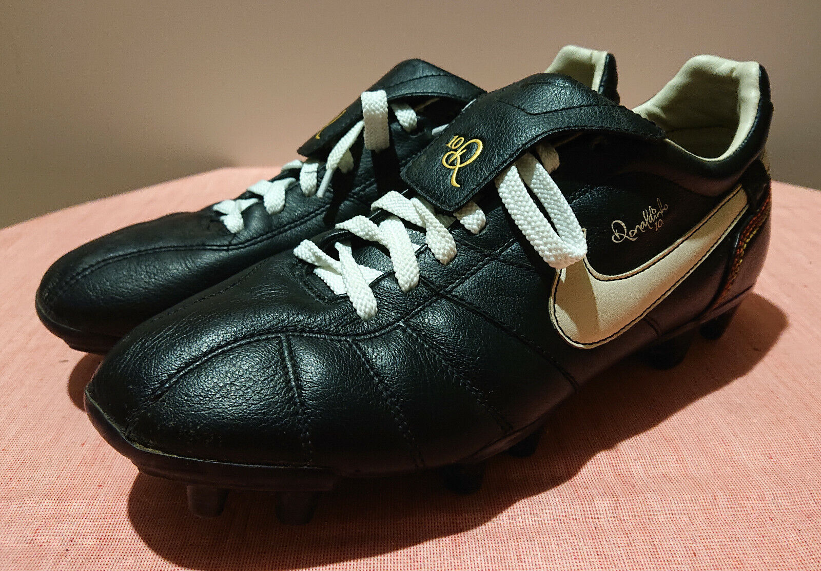 Paseo Productivo Custodio  Nike Tiempo Legacy Ag-r Mens Football BOOTS 717142 007 Soccer Cleats UK 6  US 7 EU 40 for sale online | eBay