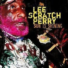 Lee Scratch Perry Sun Is Shining Live Jazz Cafe 2010 CD NEW SEALED Reggae