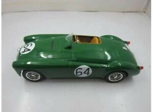 MG-EX182-Racing-Green-24-hr-LM1955-64-Lund-Waeffler-1-18-New-Triple-9