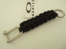 oakley paracord keychain