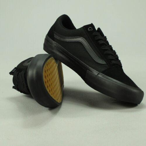 da Blackout Old Pro 7 Uk nero Skool 10 6 Misura 11 12 Vans 9 In New 8 ginnastica Nero Scarpe Box YtqXdY