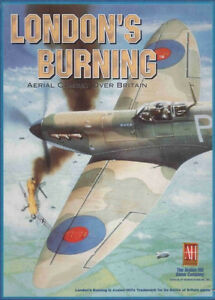 Avalon-Hill-039-London-039-s-Burning-039-Battle-of-Britain-Game-PDF-Reference-CD-Free-P-P