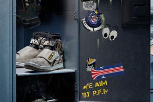 Reebok stomper Alien FV5052 Herrenschuhe U.S.C.M Weyland Yutani Corp ohne Karton