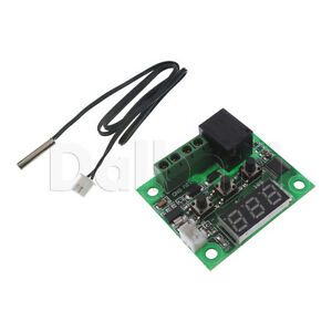 Details about New W1209 Digital thermostat Control Switch sensor Module  Arduino Compatible