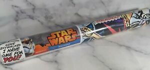 Disney Star Wars Icons Wallpaper Roll Pattern No 70 456 Batch No 002 5011583174366 Ebay
