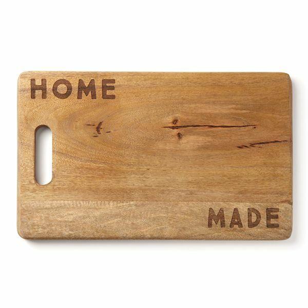 Lenox  home made  en bois Planche à Découper-Set de 2