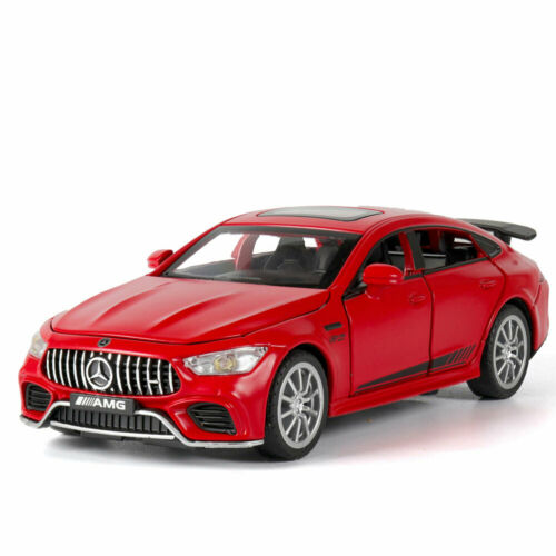 Mercedes-Benz AMG GT63 1:32 Model Car Diecast Toy Vehicle Collection Gift Red