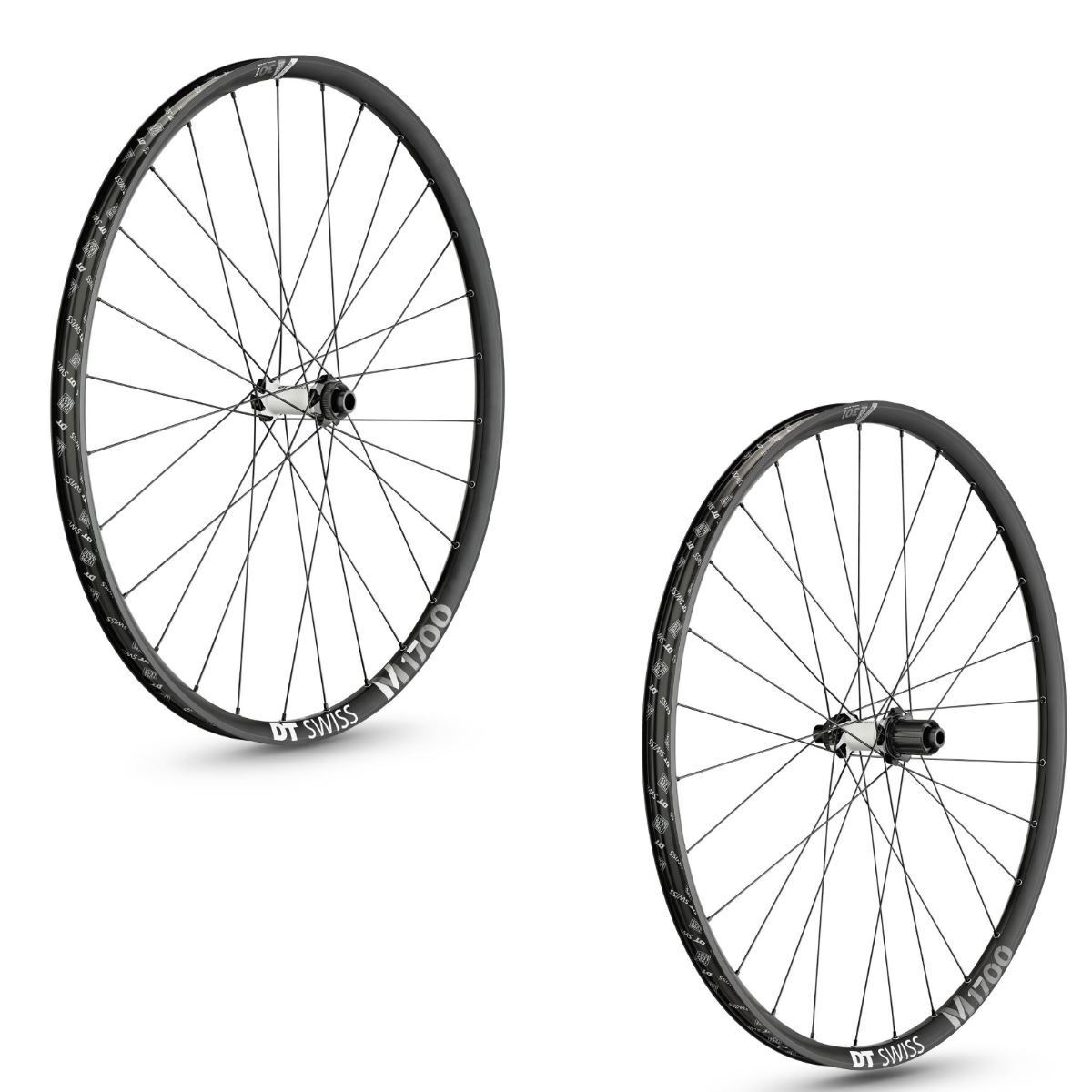 DT SWISS M 1700 Spline Two 29'' MTB Laufradsatz 30mm - MTB wheel set
