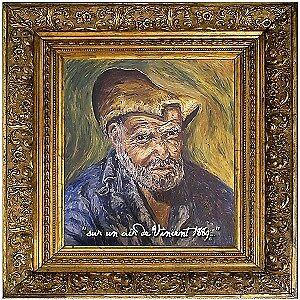 Le grenier de Vincent 1889