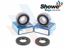 Kawasaki VN800 A1-A11 1995-2005 Showe Front Wheel Bearing /& Seal Kit
