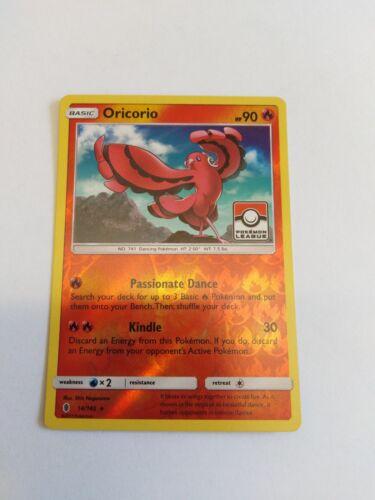 Pokemon League Promo ORICORIO 14//145
