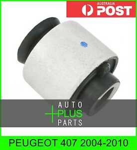 Fits PEUGEOT 407 Arm Bushing for Rear Rod