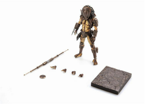 1 18 Hiya Toys L0017 Predator 2 City Hunter Assortmant Action Figure Collection