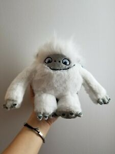 23cm Movie Abominable Monster White Snowman Plush Toy Soft Stuffed Doll Kid
