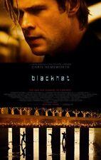 BLACKHAT  4ft x 6ft Banner - Bus Shelter Poster - Chris Hemsworth - Leehom Wang