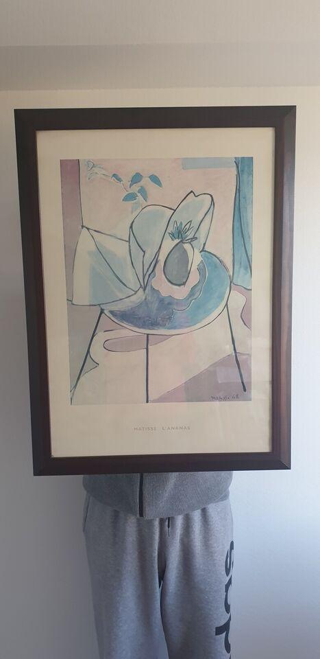Plakat I Ramme Matisse Motiv Dba Dk Kob Og Salg Af Nyt Og Brugt