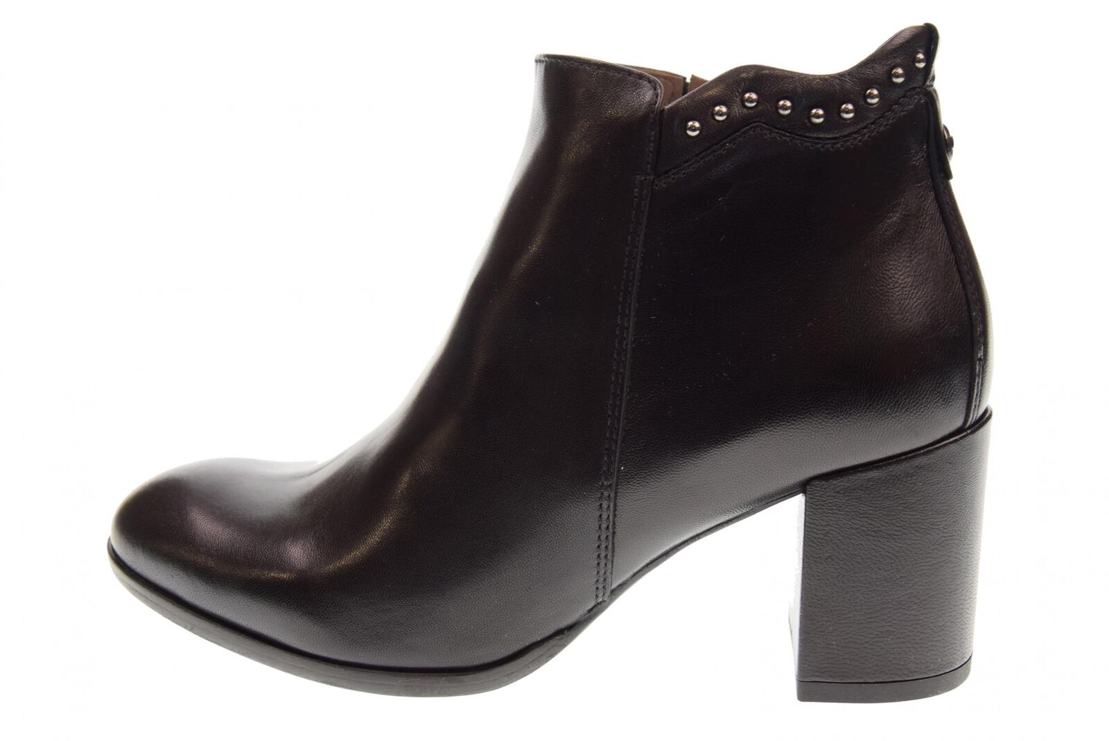 black Giardini A18us shoes woman woman woman ankle boots with heel A806331D   100 2005d8