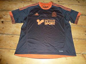 Taille-xl-olympique-marseille-football-shirt-jersey-camiseta-maillot-maglla-trikot