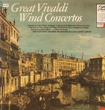 Vivaldi(Vinyl LP)Great Wind Concertos-Contour-CC 7610-65-VG/Ex