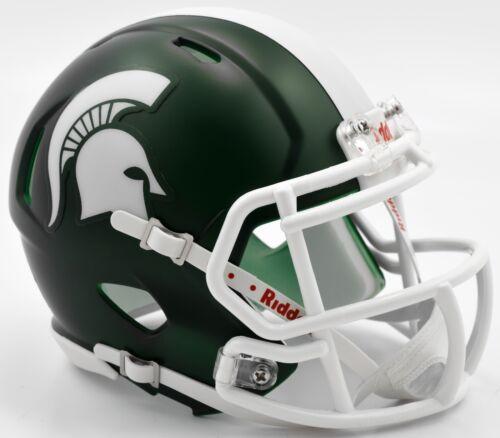 MICHIGAN STATE SPARTANS NCAA Football Helmet CHRISTMAS TREE TOPPER