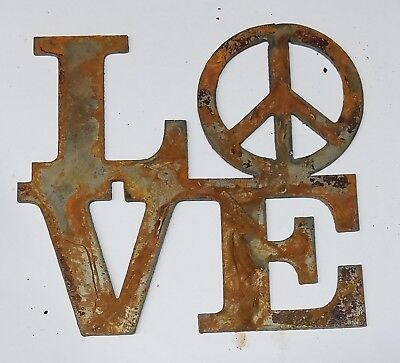Cool peace two finger wall art stencil,Strong,Reusable,Recyclable