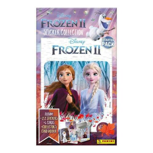 Sticker Collection Panini Frozen 2 II Starter Pack