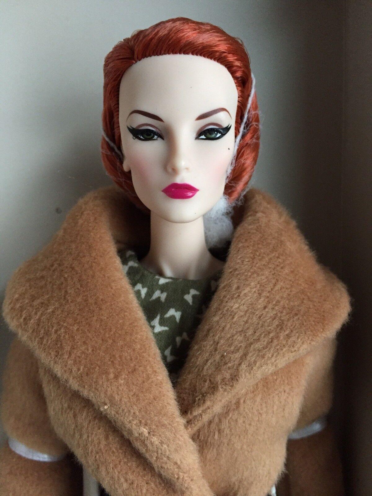 Integrity Toys Stampa Elise Jolie 12   Tutina Bambola Fr Moda Royalty Disegna
