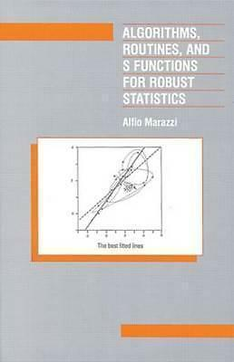 Algorithm Routine S Func Stat  BOOKH NEU