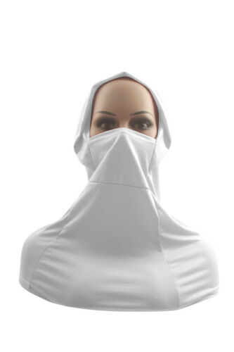Details about  /Women Muslim Head Scarves Wrap Islamic Hijab Turban Cap Hat Arab Shawls Scarf