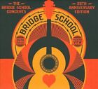 The Bridge School Concerts: 25th Anniversary Edition [Digipak] by Various Artists (CD, Oct-2011, 2 Discs, Reprise)
