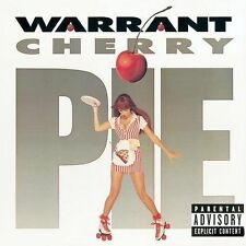 WARRANT - Cherry Pie  & DIRTY ROTTEN FILTHY STINKING RICH BOX SET 2 CDS