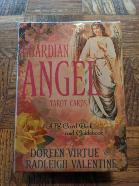 Guardian Angel Tarot Cards: A 78-Card Deck and Guidebook by Valentine, Radleigh