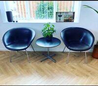 Arne Jacobsen stole, 11000kr pr stk, Har