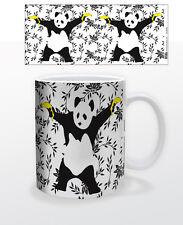 BANANA PANDA 11 OZ COFFEE MUG FUNNY CUTE DECOR TEA CUP WILD ANIMAL FUN SWEET USA