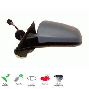 RETROVISEUR GAUCHE RABATTABLE ELECTRIQUE DEGIVRANT AUDI A3 8P 3P 05/2003-07/2008 - France - État : Neuf: Objet neuf et intact, n'ayant jamais servi, non ouvert, vendu dans son emballage d'origine (lorsqu'il y en a un). L'emballage doit tre le mme que celui de l'objet vendu en magasin, sauf si l'objet a été emballé par le fabricant d - France