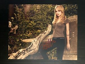 BRITT-ROBERTSON-SIGNED-AUTOGRAPH-8X10-PHOTO-SCREAM-SEXY-HOT-FOR-THE-PEOPLE