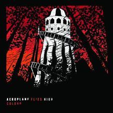 AEROPLANE FLIES HIGH Colour CD EP UK 2011 PRIVATE PRESS Indie ALTERNATIVE Sealed