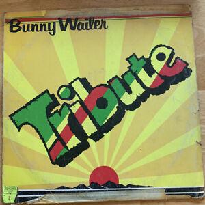 USED-Bunny-Wailer-Tribute-LP-Vinyl-Record-G