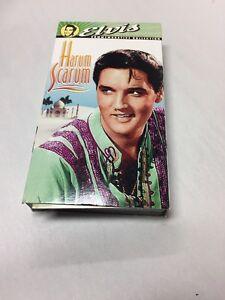 Elvis Presley VHS Movie Harum Scarum | eBay