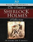 Sherlock Holmes Complete Collection 0030306181998 With Basil Rathbone Blu-ray