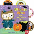 Wickle Woo Has a Halloween Party by Nosy Crow (Board book, 2014)