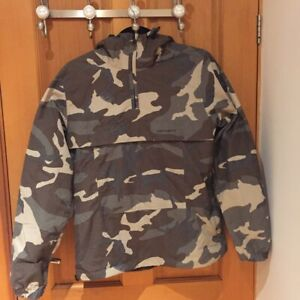 Pullover Small Camouflage Carhartt Zip Quarter Jacket XtAYwwq0