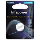 Infapower Cr2032 Lithium Coin Cell 3v L902